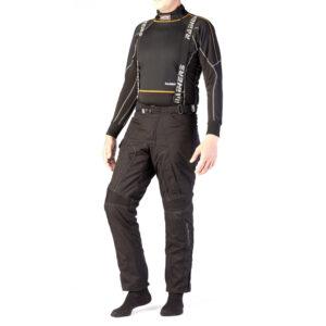 Pantalones Tejido